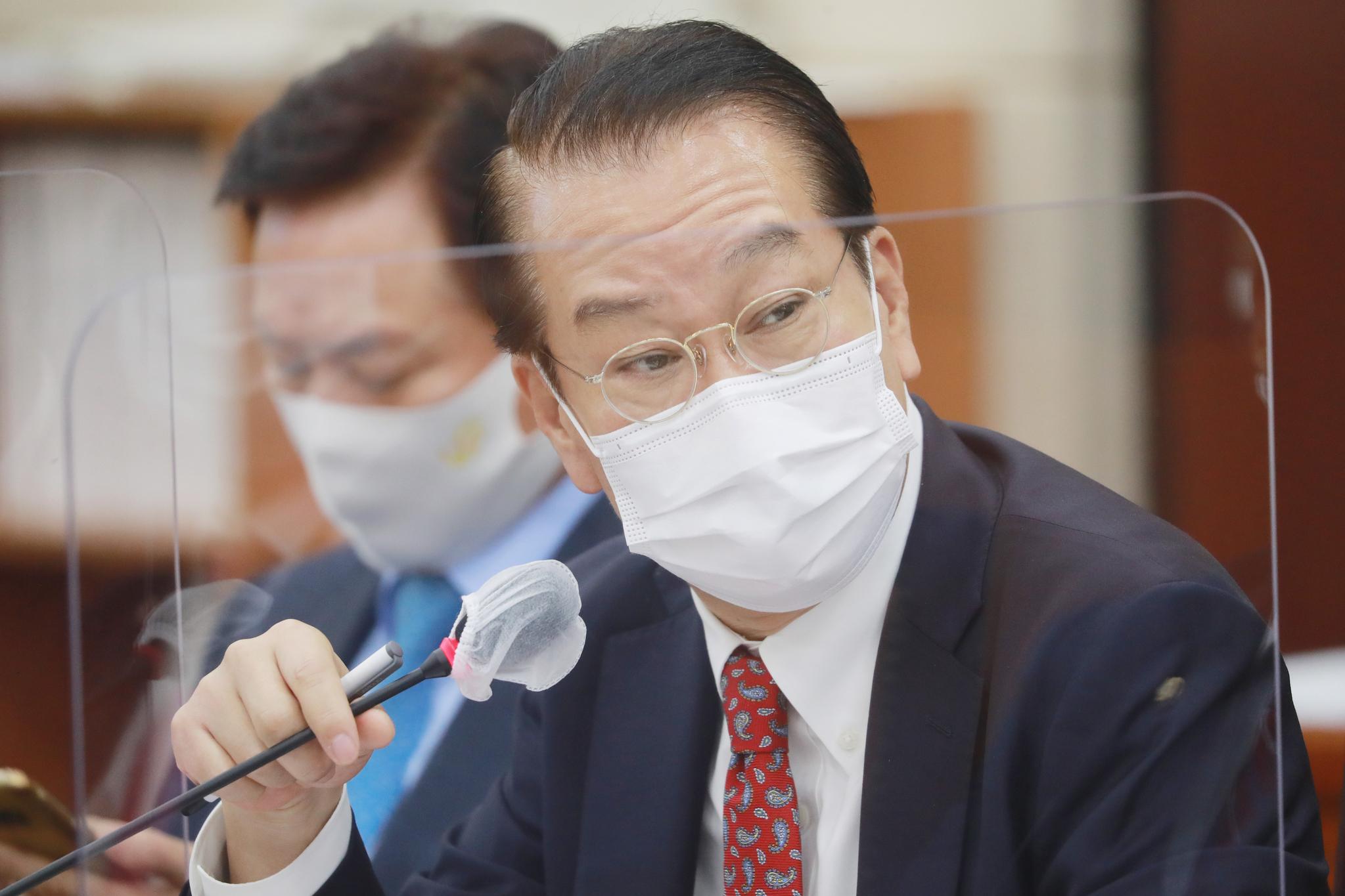 권영세 국민의힘 의원. 중앙포토
