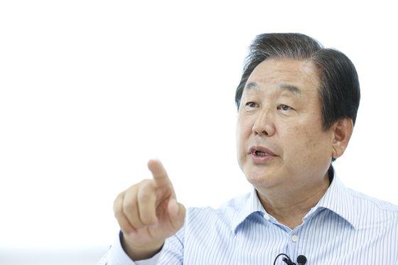 김무성 전 새누리당 대표.