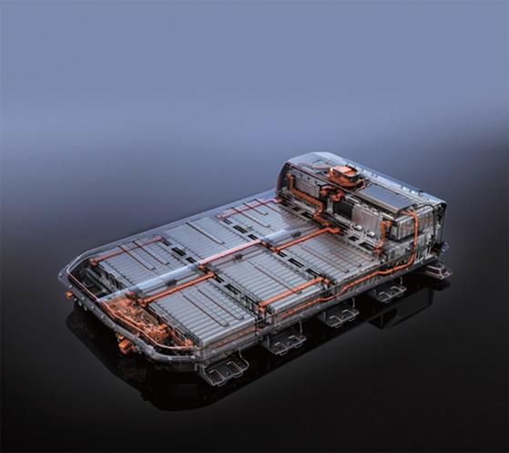 볼트 EV 배터리팩. 연합뉴스