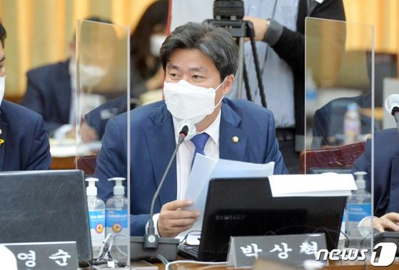 박상혁 더불어민주당 의원. 뉴스1
