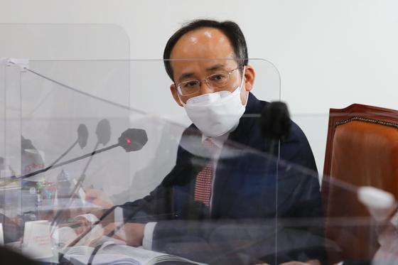 국민의힘 추경호 의원. 오종택 기자