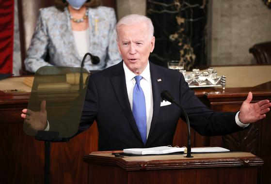 조 바이든 미국 대통령 [AP]