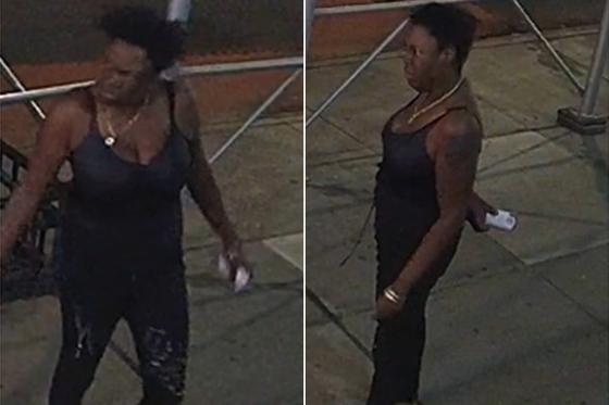 지난 2일 뉴욕 맨해튼에서 아시아계 여성을 공격한 용의자. [NYPD 제공]