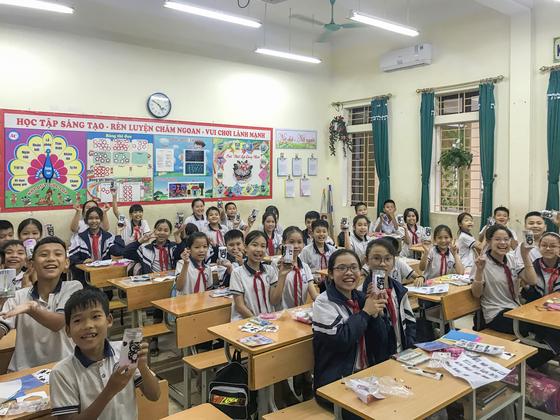 서울과기대 사회봉사단 베트남 비대면 해외봉사 프로그램 성료