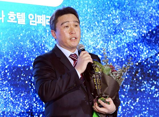 이동욱 NC 다이노스 감독