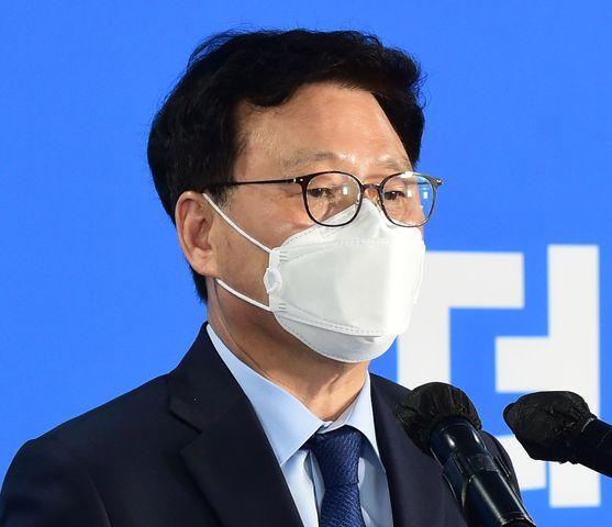 5월 2일 박광온 더불어민주당 의원. 연합뉴스