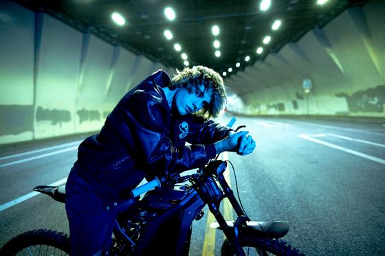 지난 3월 정규 6집 '저스티스'를 발매한 캐나다 팝스타 저스틴 비버. [사진 유니버설뮤직]