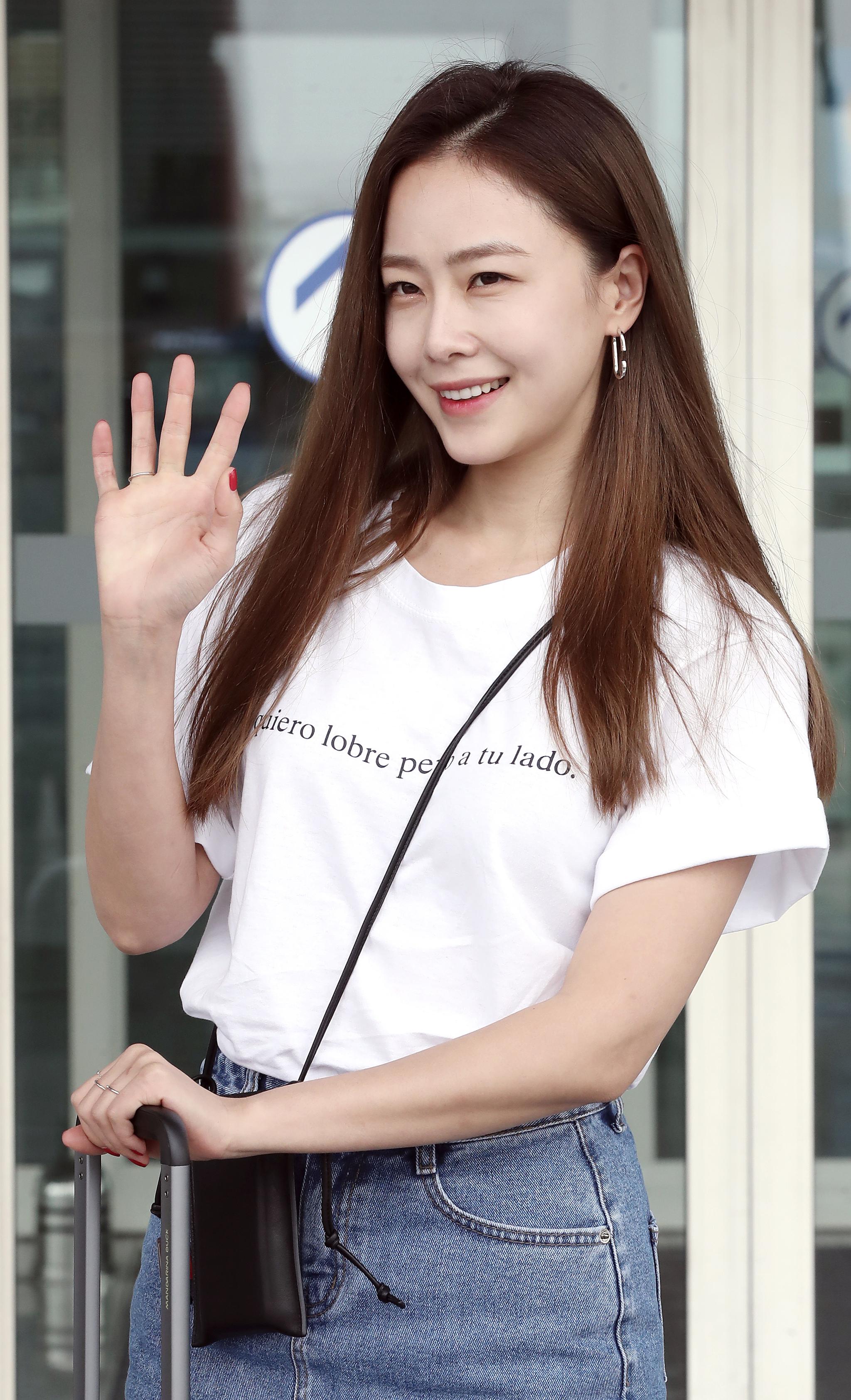 배우 홍수현. 일간스포츠