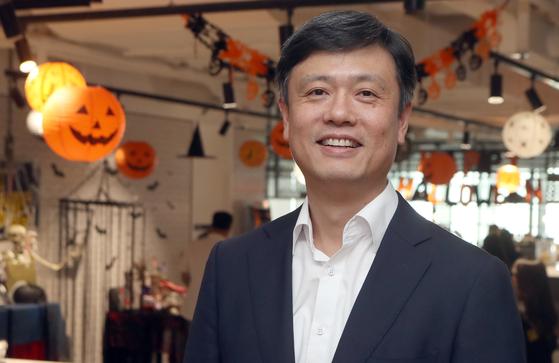 장병규 크래프톤 이사회 의장. 최정동 기자