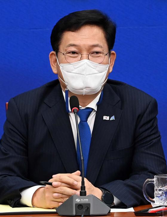 송영길 더불어민주당 대표. 중앙포토