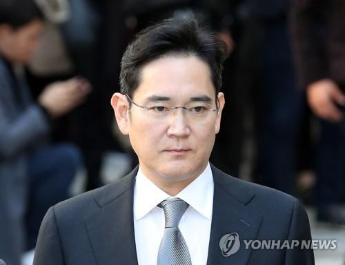 이재용 삼성전자 부회장의 오너리스크가 부각되고 있다. 연합뉴스
