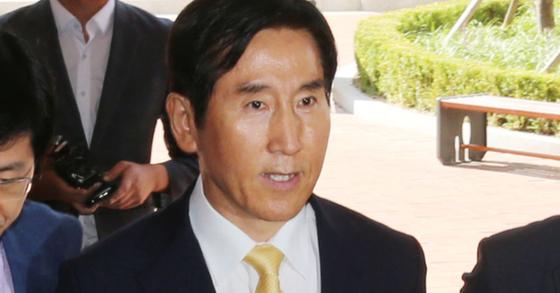 조현오 전 경찰청장. 중앙포토
