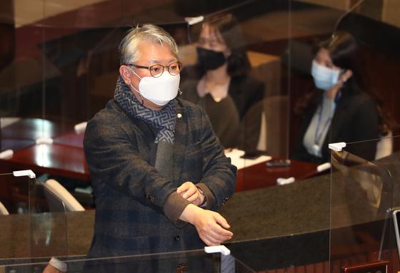 조응천 더불어민주당 의원. 오종택 기자