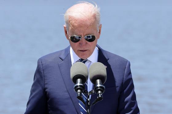 조 바이든 미국 대통령. [로이터=연합뉴스]