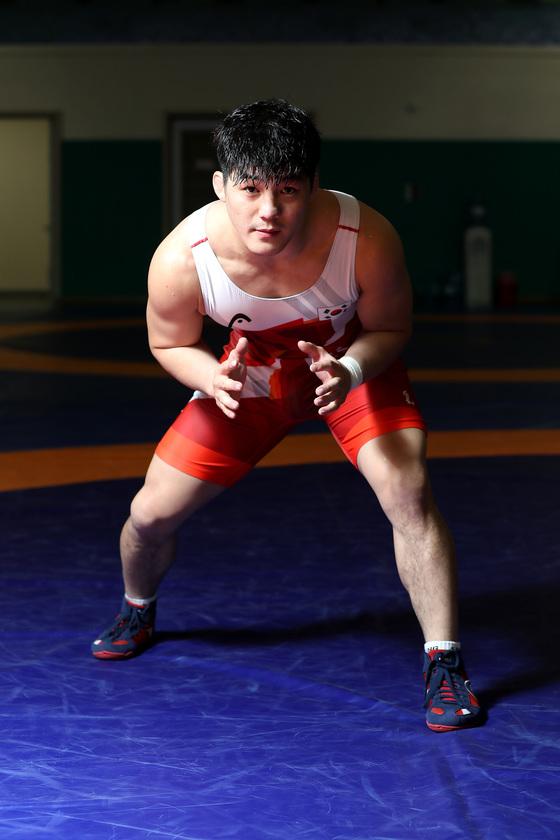 레슬링 국가대표 김현우