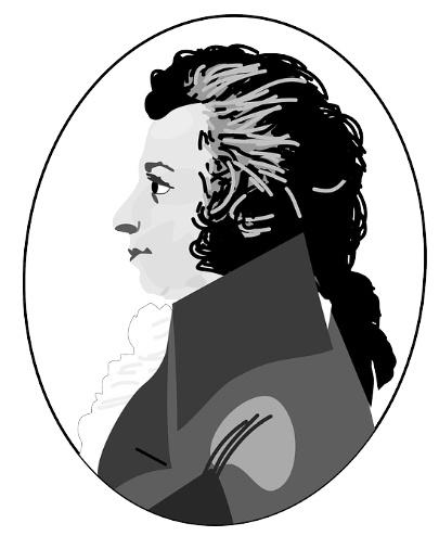 볼프강 아마데우스 모차르트의 초상. [중앙포토]