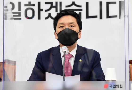 김기현 국민의힘 대표 권한대행 겸 원내대표. 오종택 기자