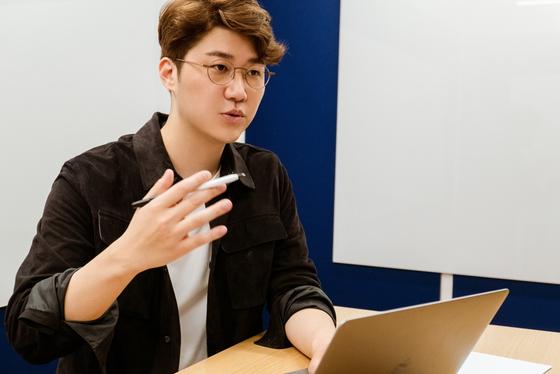 래디시 창업자로 카카오에 4000억원 규모의 딜을 성공시킨 이승윤 대표. [본인 제공]