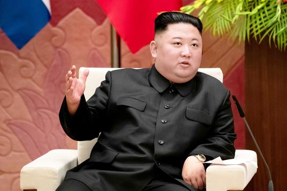 김정은 북한 조선노동당 총비서. 연합뉴스