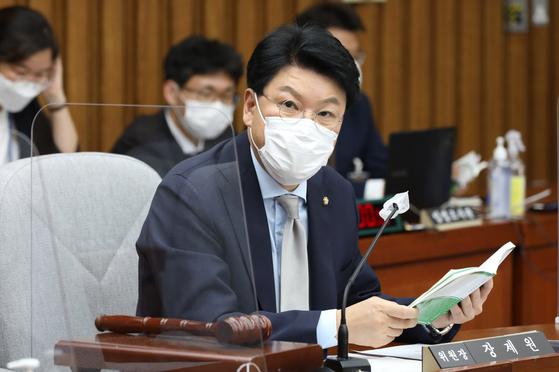 국민의힘 장제원 의원. 오종택 기자