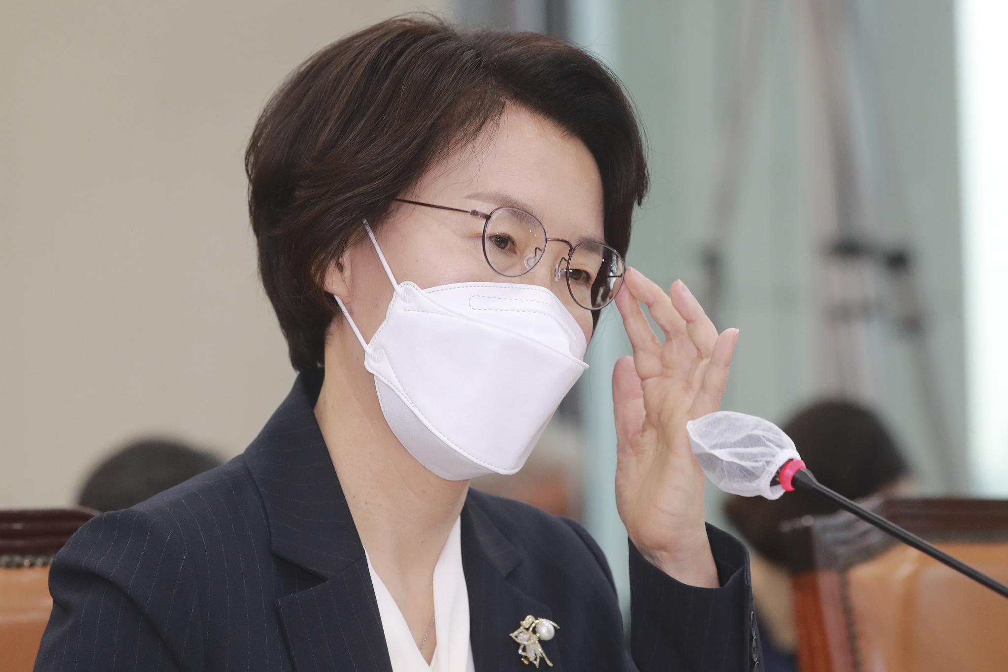 임혜숙 과학기술정보통신부 장관 후보자. 오종택 기자