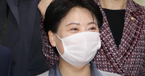 윤희숙 국민의힘 의원. 연합뉴스
