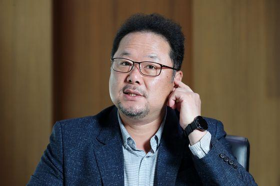 박성제(朴晟濟) MBC 사장 [중앙포토]
