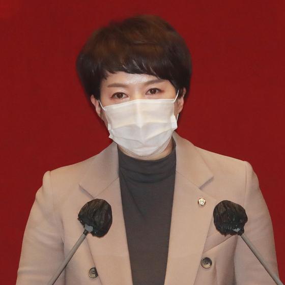 국민의힘 김은혜 의원. 연합뉴스