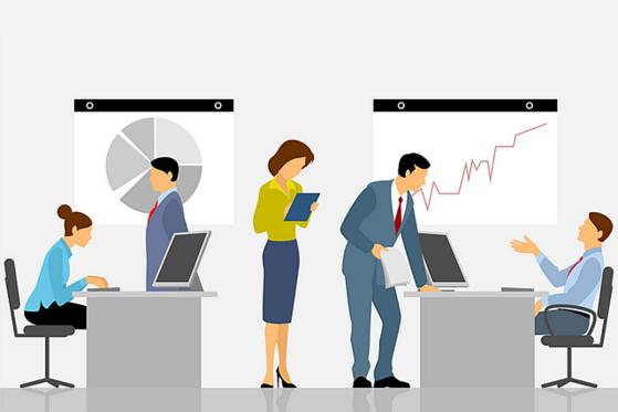 지금까지 DB형 근로자는 사전에 확정된 금액의 퇴직급여를 받으면 되었지만, 적립금운용계획서 의무화에 따라 수익과 위험의 변화에 영향을 받게 됐다. [사진 pixabay]