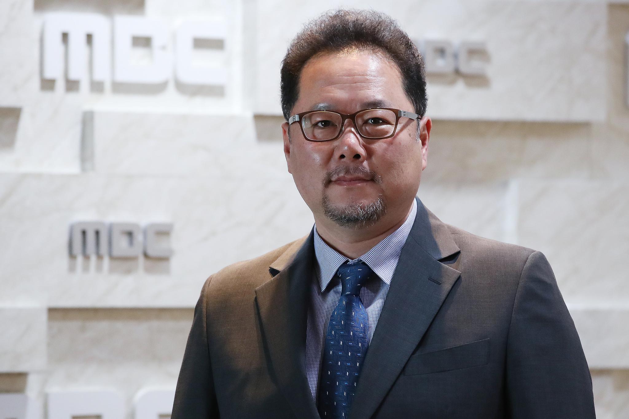 박성제 MBC 사장. 연합뉴스