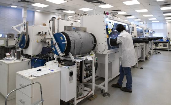 스토어닷 연구실 모습. 임현동 기자