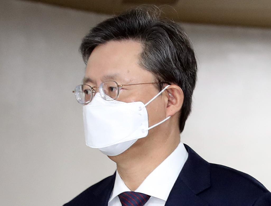 우병우 전 청와대 민정수석. 연합뉴스