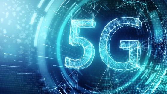 5G 이동통신 서비스 이미지. [중앙포토]