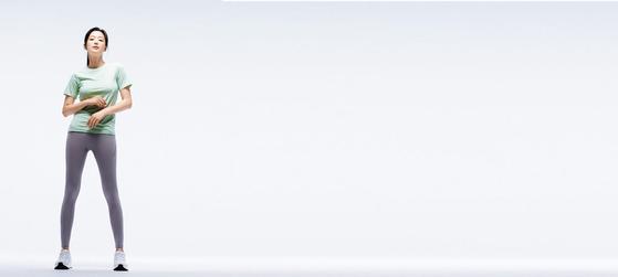 네파는 최적의 온도를 유지하는 항온성에 즉각적 인 시원함을 주는 접촉냉감이 더해진 이중 쿨링 기 능의 '아이스콜드 시리즈'를 선보였다. [사진 네파]