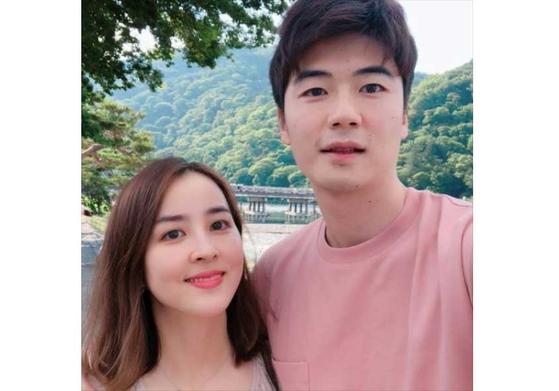 배우 한혜진과 축구선수 기성용 부부. 사진 한혜진 인스타그램