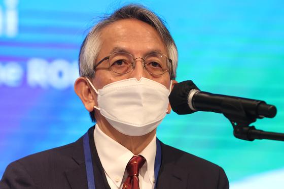 아이보시 고이치 주한 일본대사. [연합뉴스]