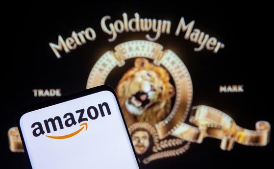 아마존이 MGM을 인수한다고 26일(현지시간) 밝혔다. [로이터=연합뉴스]