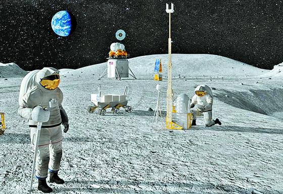 아르테미스계획 사진 NASA