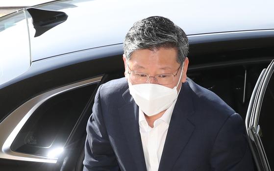 택시기사 폭행 의혹 사건으로 수사를 받는 이용구 법무부 차관이 지난 28일 사의를 표명했다.   연합뉴스