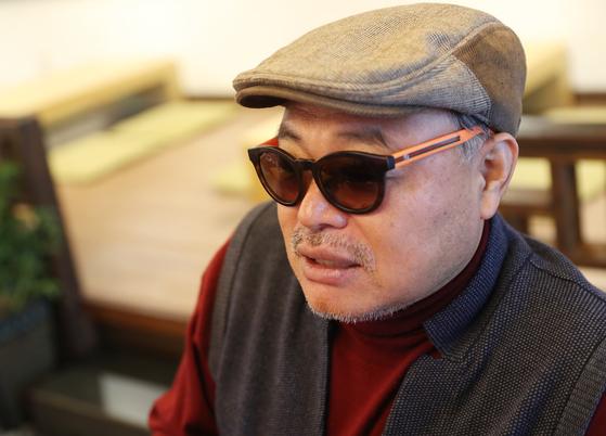 가수 김흥국(62)씨. 일간스포츠