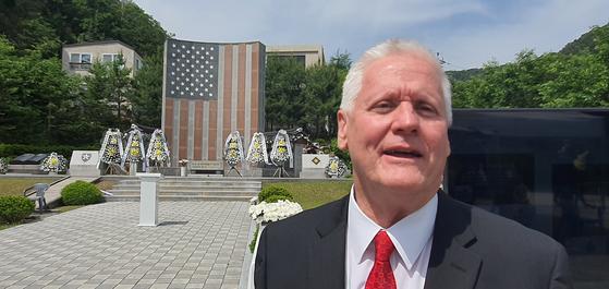 브래드 테일러(전 하겐다즈 부사장) 씨는 가평 전투에 참전한 미군 용사의 후손이다. 그는 가평 전투의 역사를 조사하다가 213포병대 대원들이 유타주 출신이며, 모두가 예수그리스도후기성도교회 회원이란 사실도 찾아냈다.