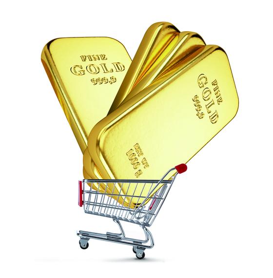 인플레 공포로 금융시장 변동성이 커지자 자산가들은 달러와 금 등 안전자산 비중을 늘리고 있다. 중앙포토.