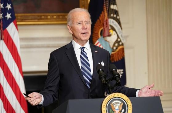조 바이든 미국 대통령. shutterstock