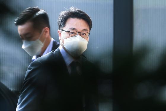 6월 4일 김진욱 고위공직자범죄수사처 처장이 출근하고 있다. 뉴스1