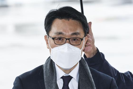 김진욱 고위공직자범죄수사처장. 장진영 기자