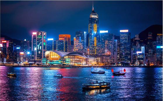 중국 홍콩 [사진 셔터스톡]