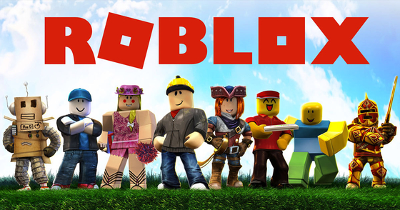 현재 가장 주목받는 메타버스 게임 서비스 '로블록스(Roblox)'. [사진 로블록스]