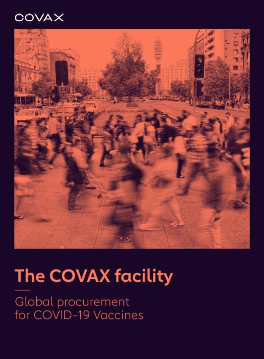 '코백스'를 주도하는 세계백신면역연합(GAVI)이 12일(현지시간) 북한이 미국이 약속한 화이자 백신 지원 대상에 포함된다고 밝혔다. [WHO 홈페이지 캡쳐]