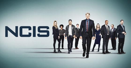 인기 미국 드라마 NCIS의 포스터. 미국 해군범죄수사국(NCIS)은 1991년 집단 성폭력 사건을 제대로 수사하지 못한 해군수사국(NIS)을 환골탈태해 만든 조직이다. 드라마의 무대가 될 정도로 신뢰를 되찾았다. CBS