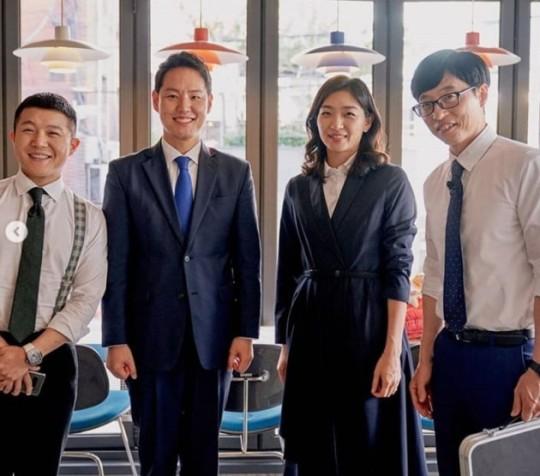 지난해 tvN '유퀴즈'에 출연한 김한규 변호사가 신임 청와대 정무비서관 물망에 올랐다. 사진 인스타그램